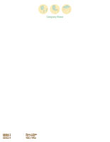 Furniture6 Letterhead